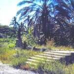 Visale church ruins 1944